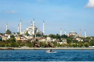 Mesquita Azul e Hagia Sophia - Istambul - Turquia