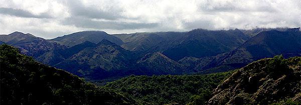 Serras, vales e lagoas são atrativos de Córdoba, região ainda pouco difundida entre brasileiros