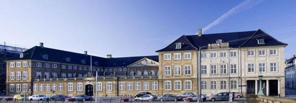 Museu Nacional - Copenhague - Dinamarca