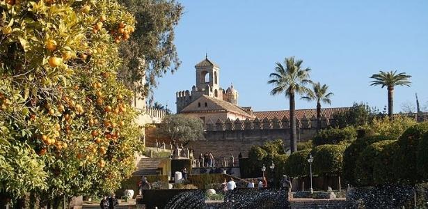 Jardins dos Alcázeres Reais de Córdoba