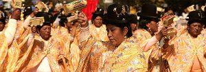 Festa Gran Poder: milhares de músicos e bailarinos tomam as ruas de La Paz