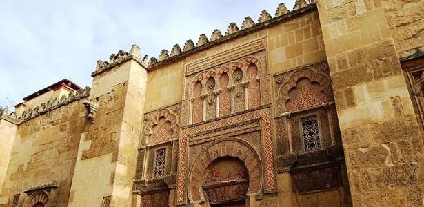 Muralha da Mesquita e Catedral de Córdoba - Espanha