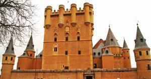 Palácio Alcázar - Segóvia - Espanha