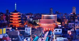 Asakusa - Tóquio - Japão -