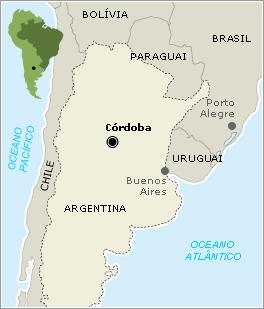 Córdoba - Argentina - Onde Fica - Serras, vales e lagoas são atrativos de Córdoba, região ainda pouco difundida entre brasileiros