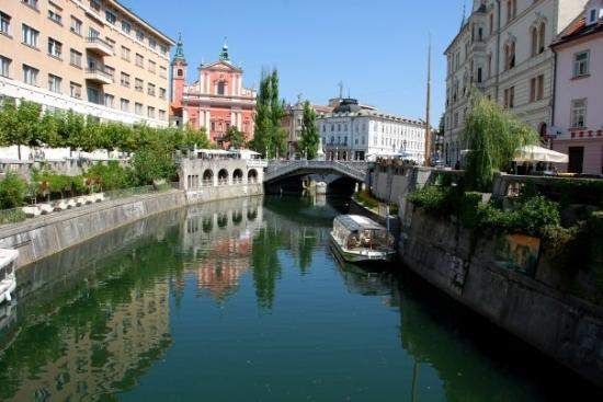 Liubliana - Eslovênia