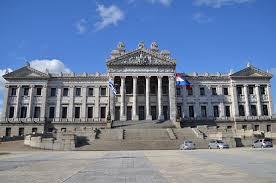Palácio Legislativo - Montevidéu - Uruguai - O Palácio Legislativo em Montevidéu, Uruguai, é o local onde o parlamento uruguaio se reúne.