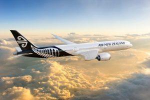 Air New Zealand - Mel hor companhia aérea