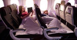 Air New Zealand - Campanha Publicitária - Melhor companhia aérea
