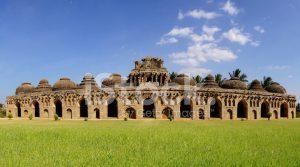 Estábulos - Hampi - Índia