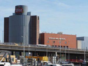 Fábrica da Stella Artois - Leuven - Bélgica - Capital da cerveja belga