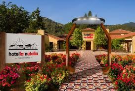 Hotella Nutella - Curiosidade - Hotel da Nutella