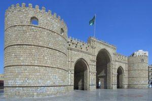 Jidá Histórica e o Portão de Meca - As belezas da Arábia Saudita