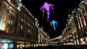 Le bal des Luminéoles - Oslo - Noruega - Noruega - Festival de Luzes