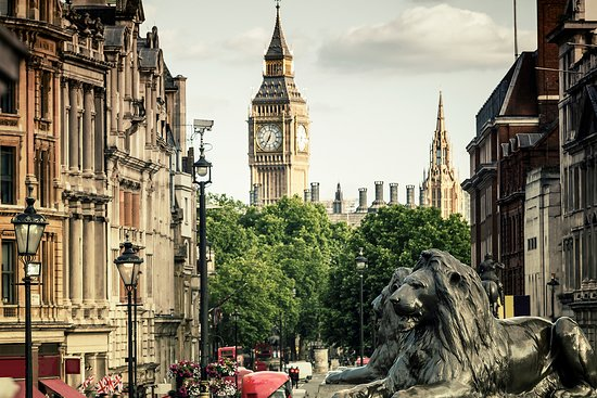 Londres - Reino Unido - Os melhores destinos para a sua próxima viagem.