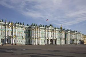 Museu Hermitage - São Petersburgo - São Petersburgo - capital cultural da Rússia