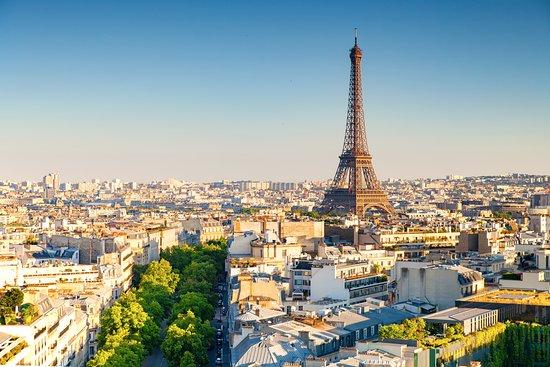 Paris - França - Os melhores destinos para a sua próxima viagem.