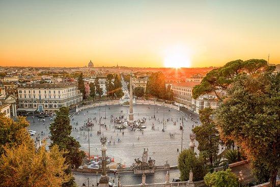 Roma - Itália - Os melhores destinos para a sua próxima viagem.