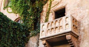 Verona - Itália - Famosa casa de Julieta Capuleto