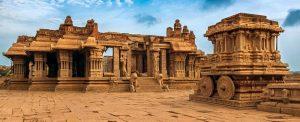 Vittala Temple - Hampi - Índia - Hampi - Tombada pela Unesco