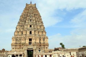 Virupaksha Temple - Hampi - Índia - Hampi - Tombada pela Unesco