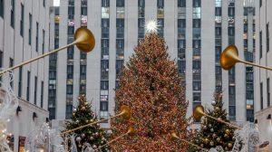 Árvore de Natal do Rockefeller Center - Nova York - EUA