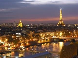 Cidade Luz - Paris - França