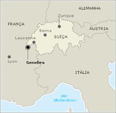 Suíça - Onde fica ?