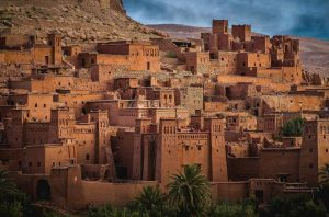 Ait-Ben Haddou - Marrocos - Vilarejos fofos