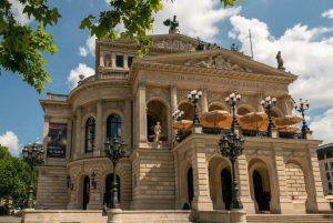 Alte Oper - Frankfurt - Alemanha - Frankfurt - Lugares imperdíveis