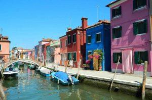 Burano - Itália