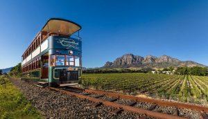 Caminho do vinho - Franschhoek - África do Sul - Vale a pena visitar