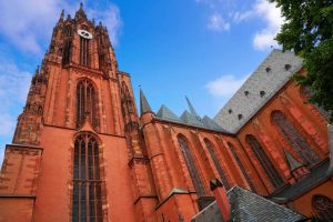 Catedral de S. Bartolomeu - Frankfurt - Alemanha - Frankfurt - Lugares imperdíveis