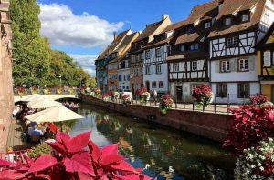 Colmar - França - Vilarejos fofos