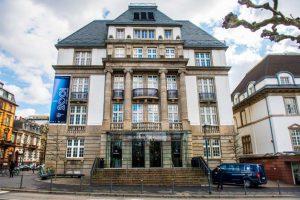 Deutsches Filmmuseum - Frankfurt - Alemanha - Frankfurt - Lugares imperdíveis