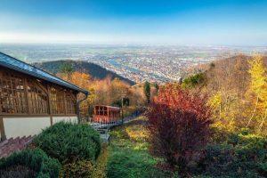 Funicular - Heidelberg - Alemanha