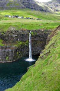Gasadalur - Ilhas Faroe
