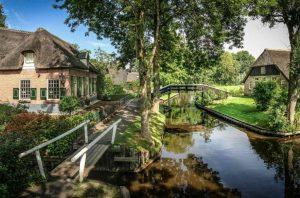 Giethoorn - Holanda - Vilarejos fofos