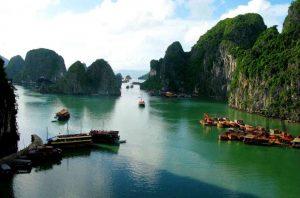 Ha Long Bay - Vietnã