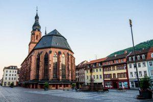 Igreja do Espírito Santo - Heidelberg - Alemanha