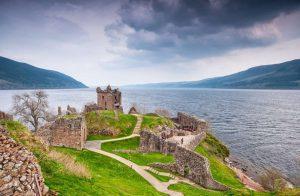 Lago Ness - Escócia - Lagos incríveis