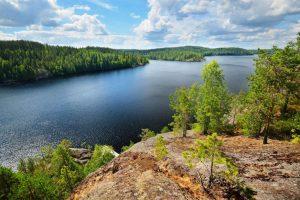 Lago Saimaa - Finlândia - Lagos incríveis