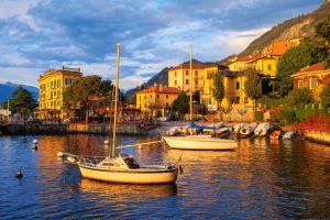 Lago de Como - Itália - Lagos incríveis