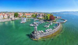 Lago de Constança - Alemana - Áustria e Suíça