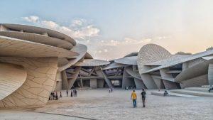 Museu Nacional do Qatar - Belezas do Qatar