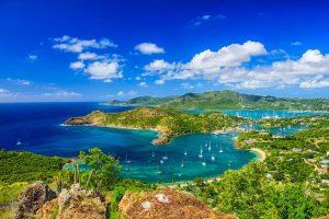 Nelson's Dockyard National Park - Antígua - Ilhas paradisíacas no Caribe