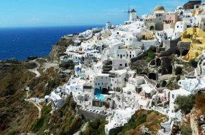 Oía - Santorini - Grécia