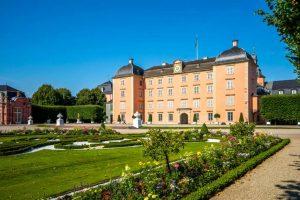 Palácio Schwetzingen