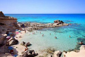 Praia Es Pujos - Formentera - Espanha