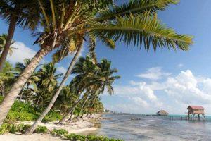 Praia - Vilarejo de Sao Pedro - Ambergris Caye